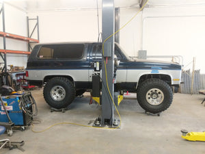 "K5 Blazer Long Travel 56"" Spring swap kit"