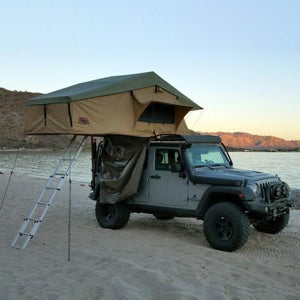 "TUFF STUFF® ""RANGER"" OVERLAND ROOF TOP JEEP & TRUCK TENT, 3 PERSON"