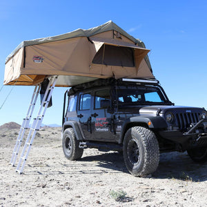 "TUFF STUFF® ""ELITE"" OVERLAND ROOF TOP TENT, 5 PERSON"
