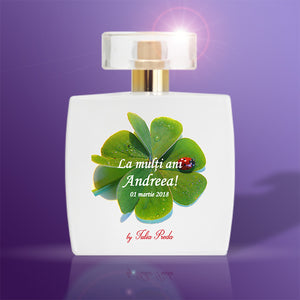 EdP cu design personalizat, 100ml