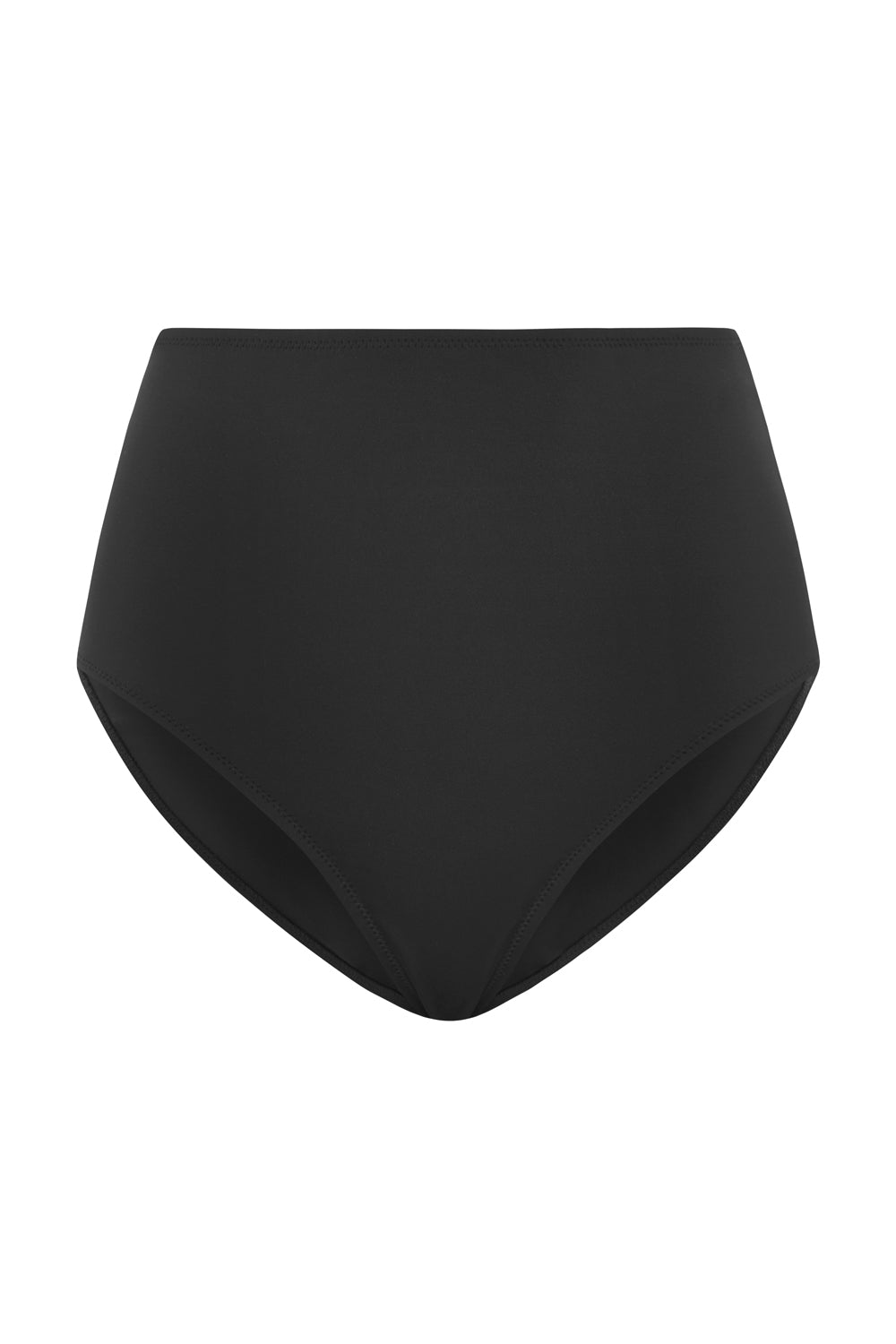 High Waisted Bottom - Black