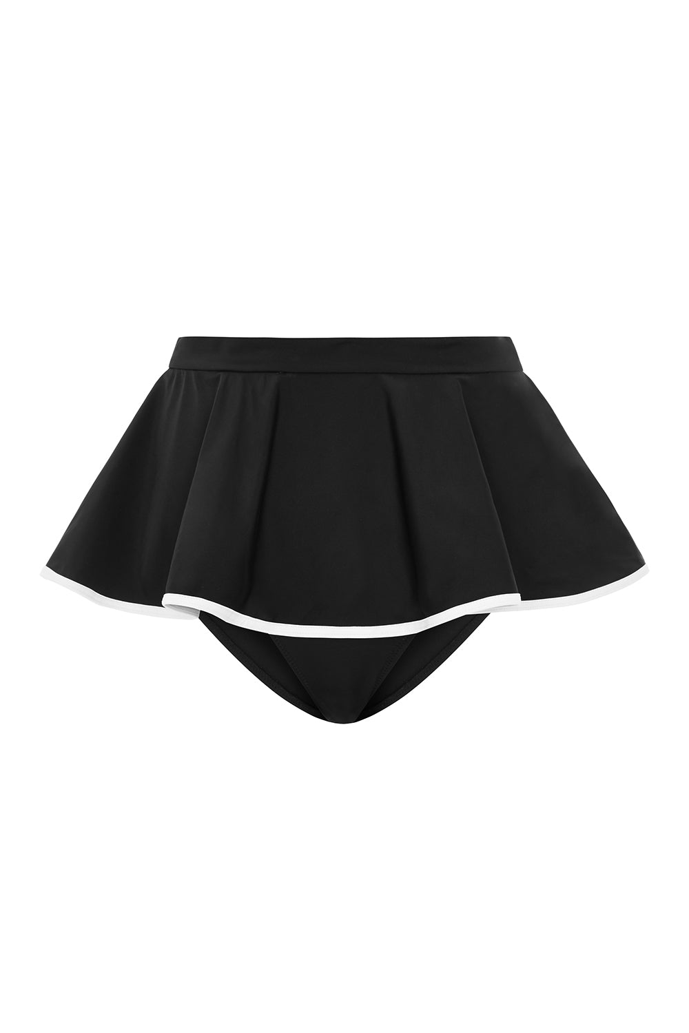 Elle High Waisted Bottom - Mono