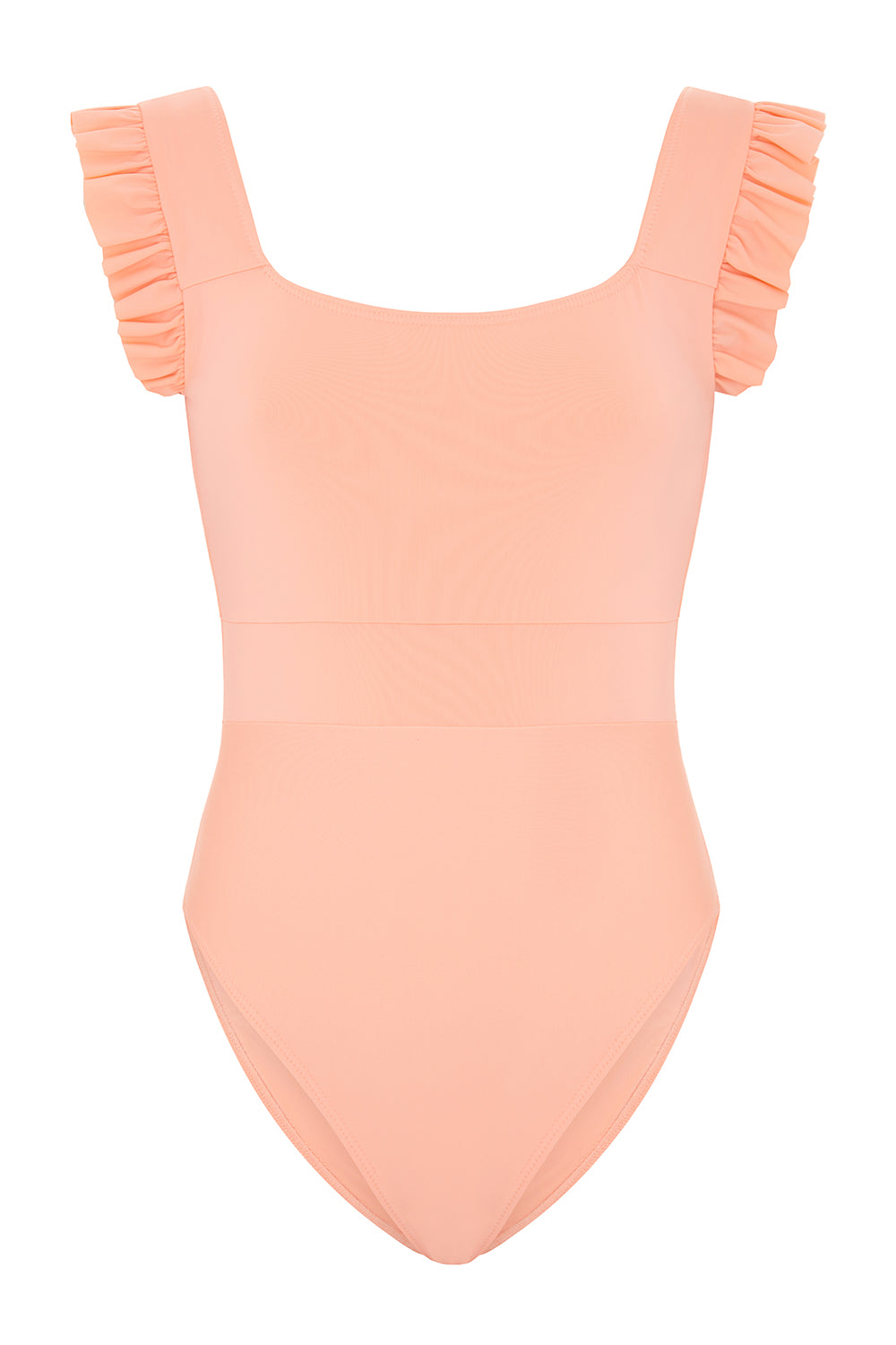 Collyer Swimsuit - Peach