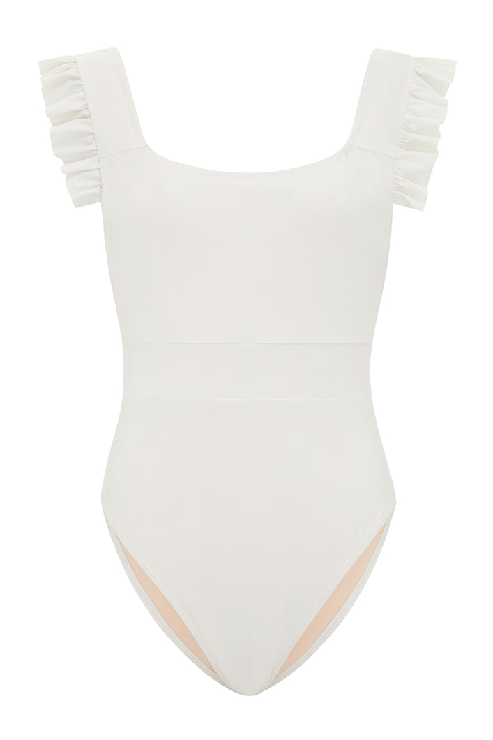 Collyer Swimsuit - Cream