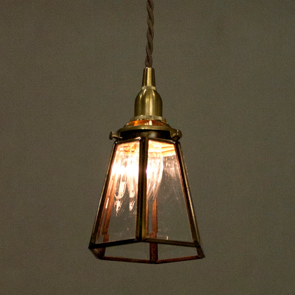 Brass Shade Plute