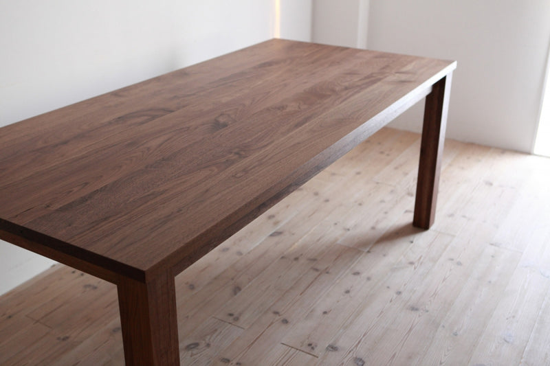 FREX WOOD DINING TABLE