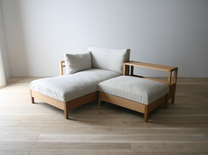 RIPOSO COUCH SOFA 136 LEFT/RIGHT