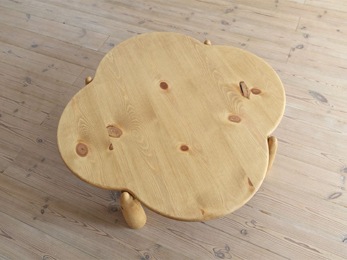 WF KIDS LOW TABLE 077 - HINOKI