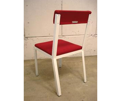 Factory Chair White