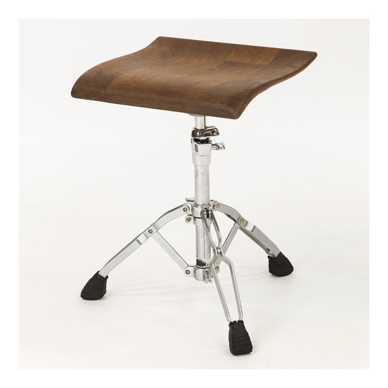 RIZO DRUM STOOL( WALNUT )