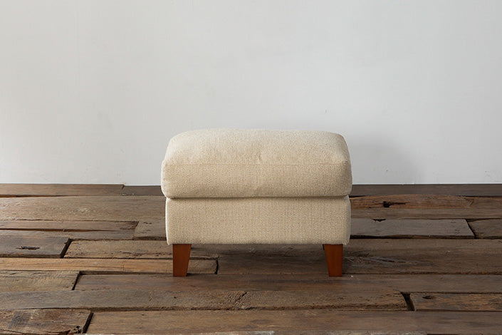 JETTY FEATHER OTTOMAN