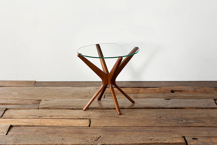 TRESTLES SIDE TABLE