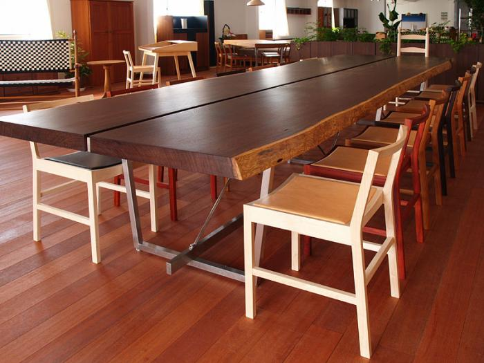 WENGE TABLE