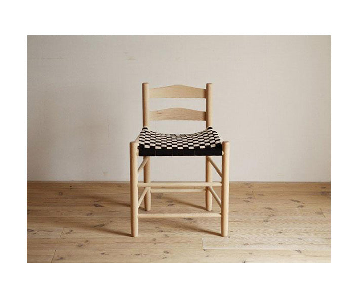 SHAKER LOW BACK CHAIR