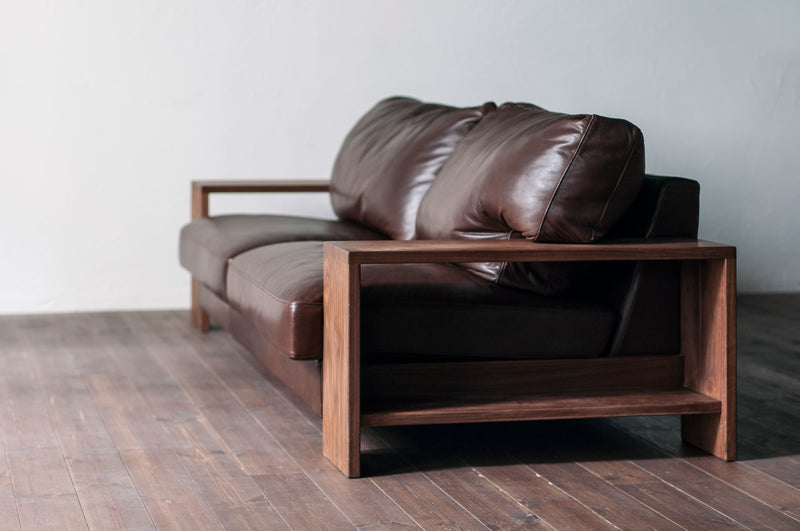 ROBAN SOFA (MO LEATHER)