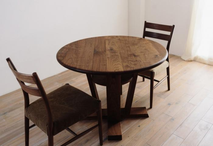 FREX CIRCLE DINING TABLE