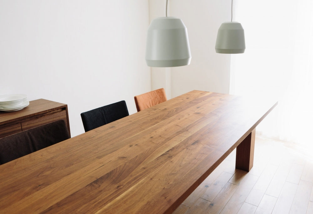 ANIMA WOOD DINING TABLE 2 Way