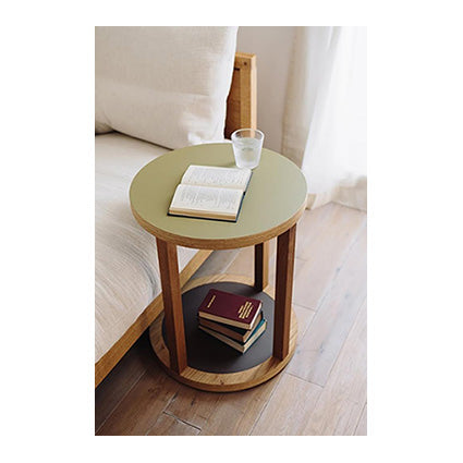 CORNICE SIDE TABLE 042