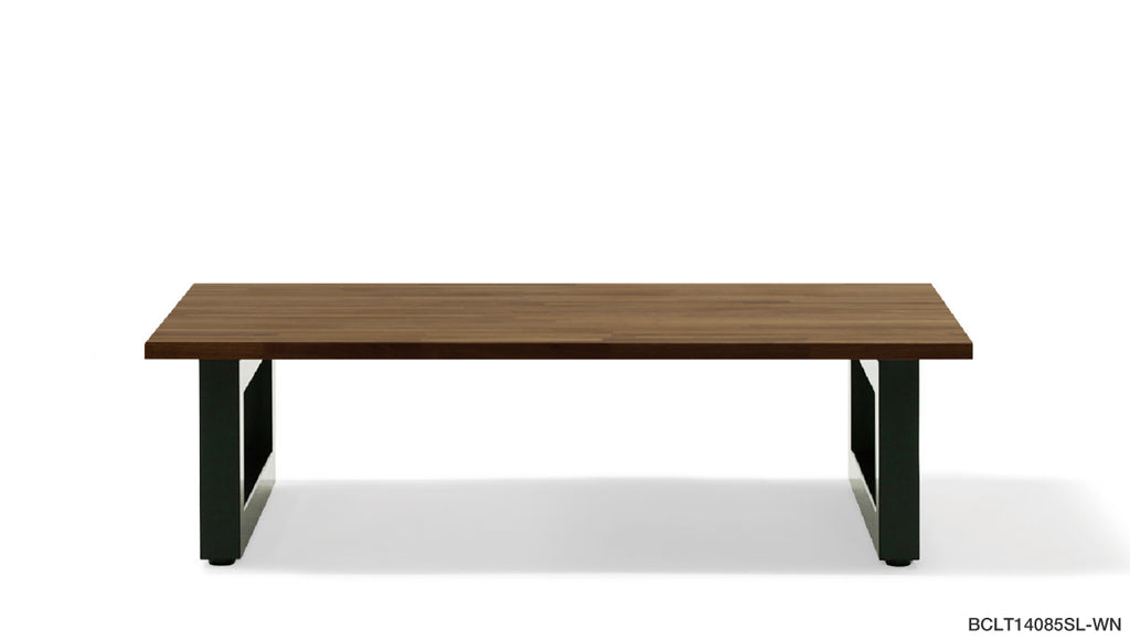 BRICK LIVING TABLE (STEEL LEG)
