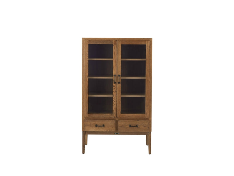 CHRYSTIE GLASS CABINET