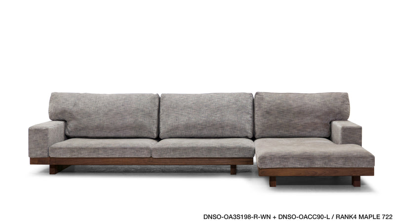 DANISH SOFA ONE-ARM 198