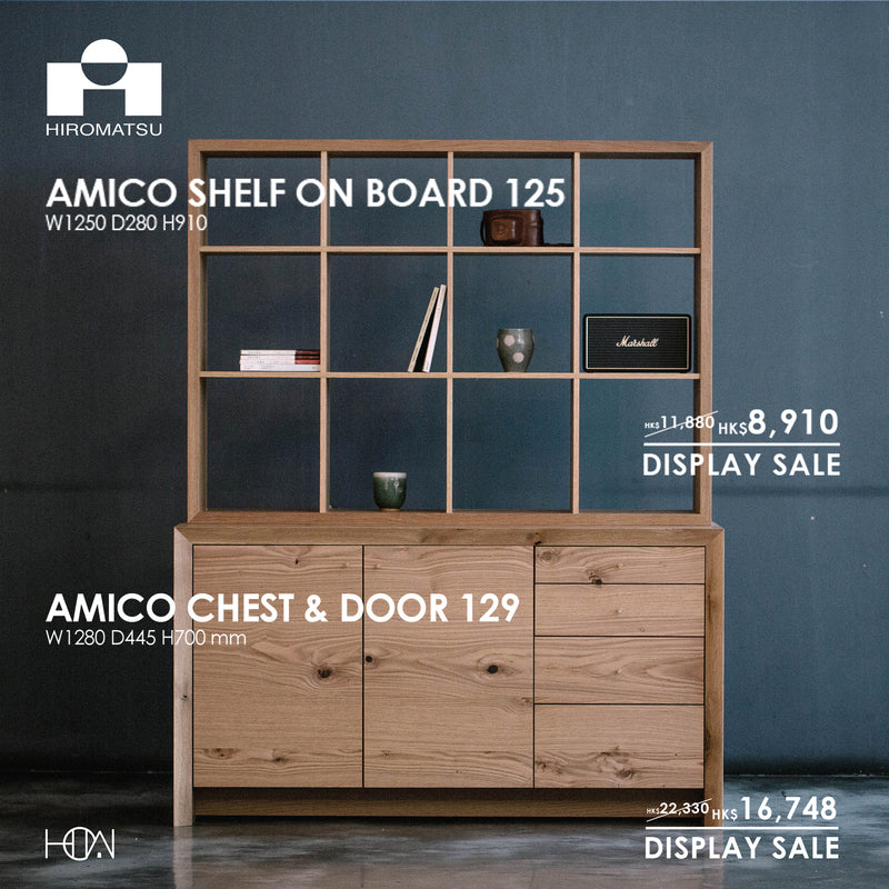 AMICO SHELF ON BOARD