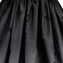 Load image into Gallery viewer, Gothic Halloween Dress - Wearable Tattoo