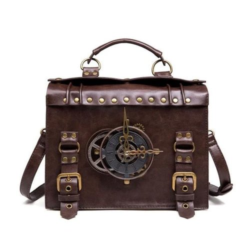 Steampunk Shoulder Bag - Wearable Tattoo