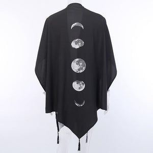 Pagan Witch Cape - Wearable Tattoo
