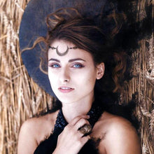 Load image into Gallery viewer, Wicca Head Chain - Wearable Tattoo