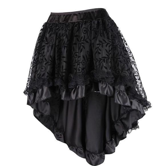 Vintage Lace skirt - Wearable Tattoo