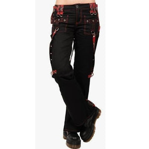 Goth Cargo Pants - Wearable Tattoo