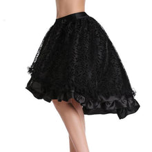 Load image into Gallery viewer, Vintage Lace skirt - Wearable Tattoo