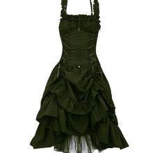 Load image into Gallery viewer, Steampunk Mood Dress