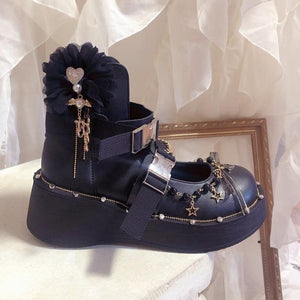 Gothic Lolita Shoes