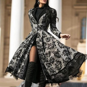 Vintage Embroidery Coat/Dress