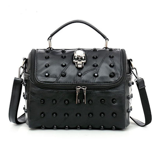 Leather Witch Fashion Hand Bag