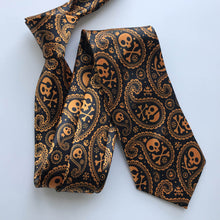 Load image into Gallery viewer, Steampunk Tie