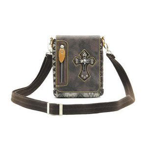 Punk Rocker Crossbody Mini Bag