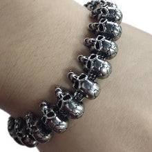 Load image into Gallery viewer, Stainless Steel Punk Bracelet