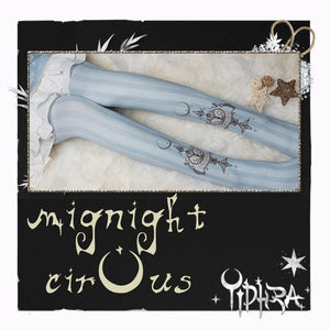 High Stockings Midnight Circus