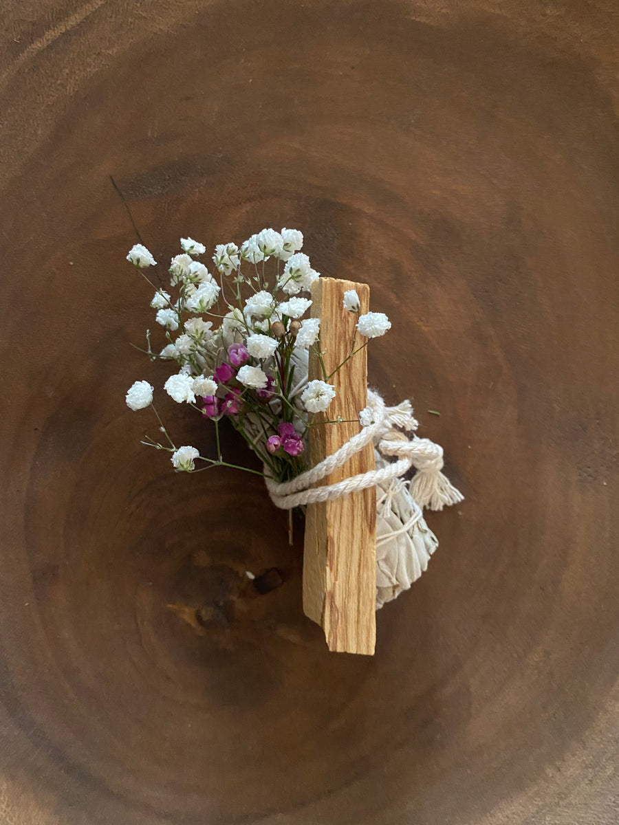 Wildflower Sage and Palo Santo Cleansing Bundle