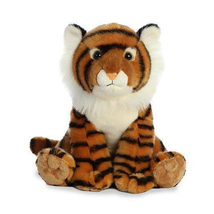 "Bengal Tiger 12"" Stuffed Plush"