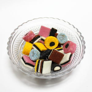 Licorice Allsorts - 1 pound