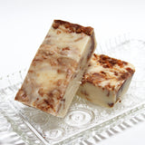 Fudge with Butterfinger (our vanilla fudge loaded with real Butterfinger crumbles)