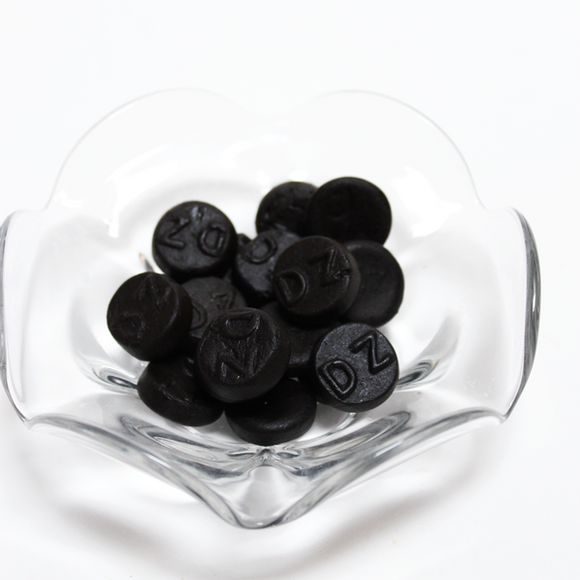 Double Salt Licorice - 1 pound