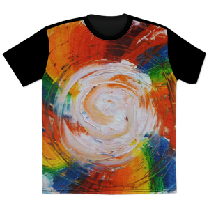Candy Explosion All Over Print T-Shirt