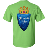 GL Games Ultimate Ruler Ultra Cotton T-Shirt