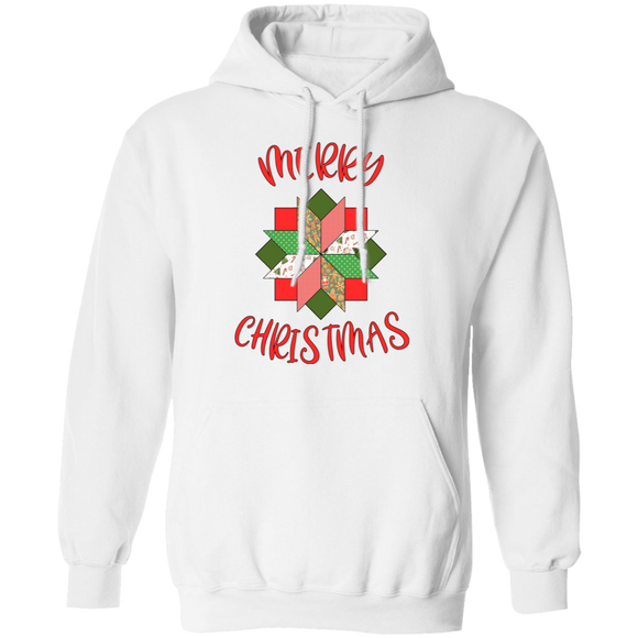 Christmas Star Pullover Hoodie