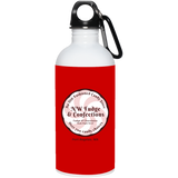NW Fudge & Confections 20 oz. Stainless Steel Water Bottle